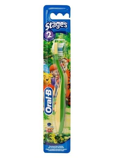 Oral-B Diş Fırçası Çocuk Stages 2: 2-4 Yaş Renkli